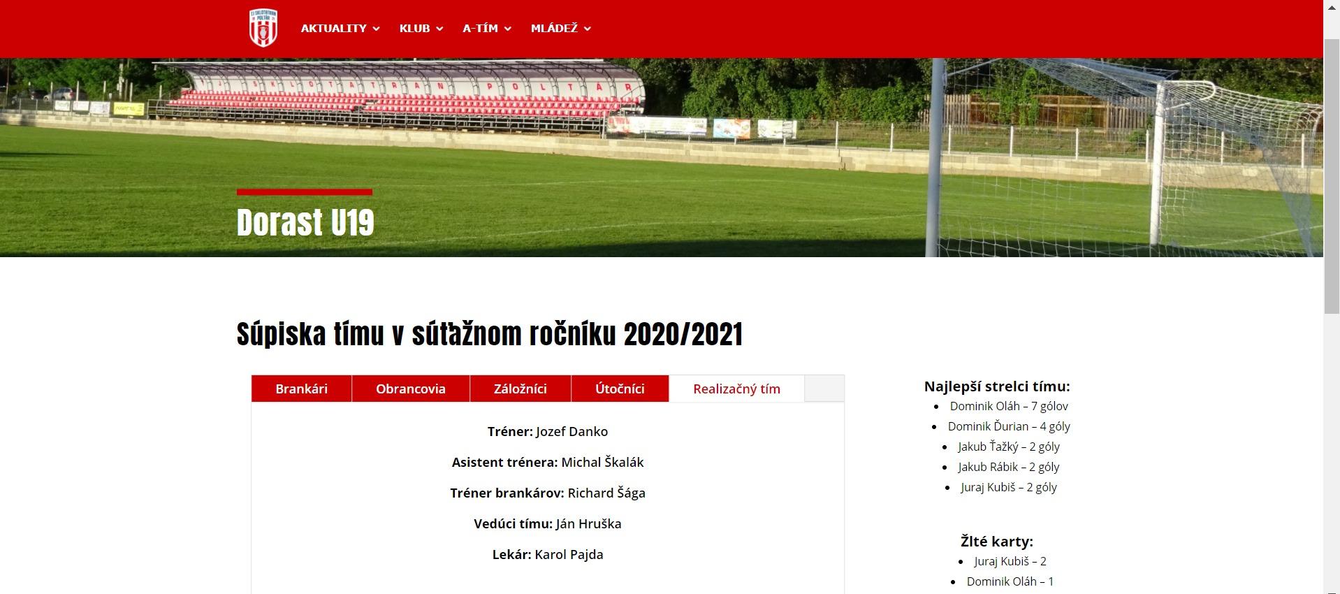 personalizovaná tvorba web stránok