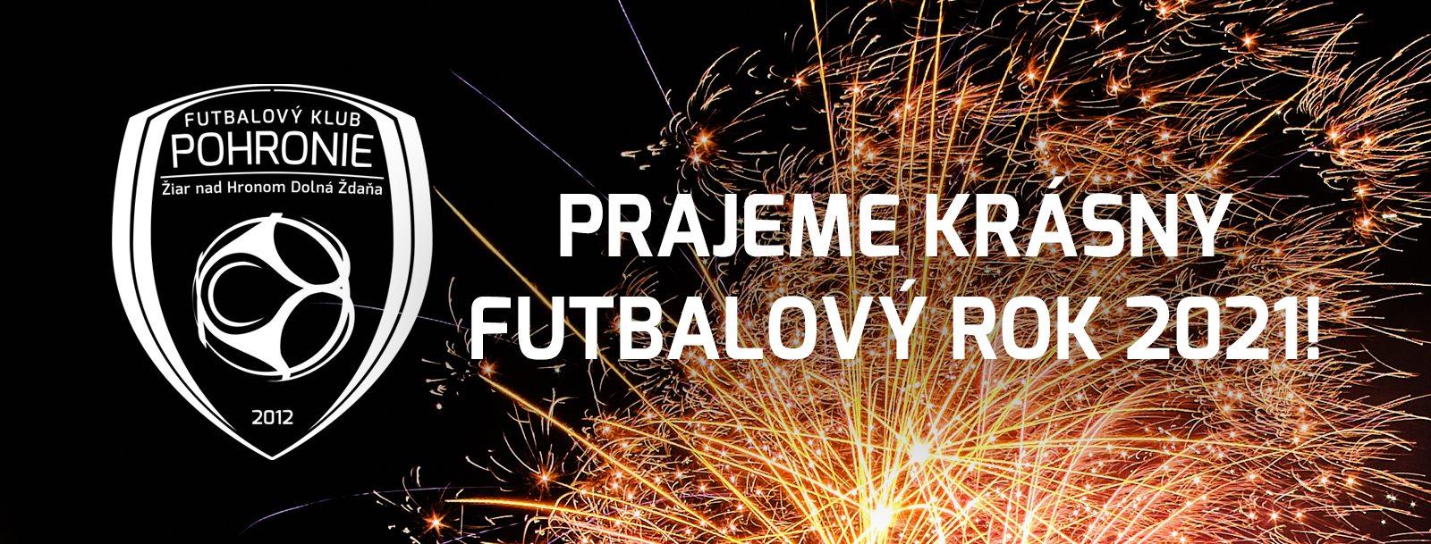 Pohronie New year
