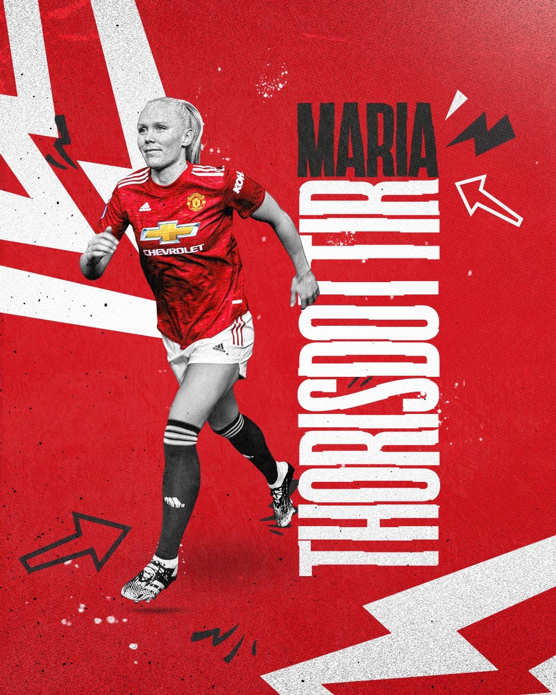 Maria Thorisdottir 2