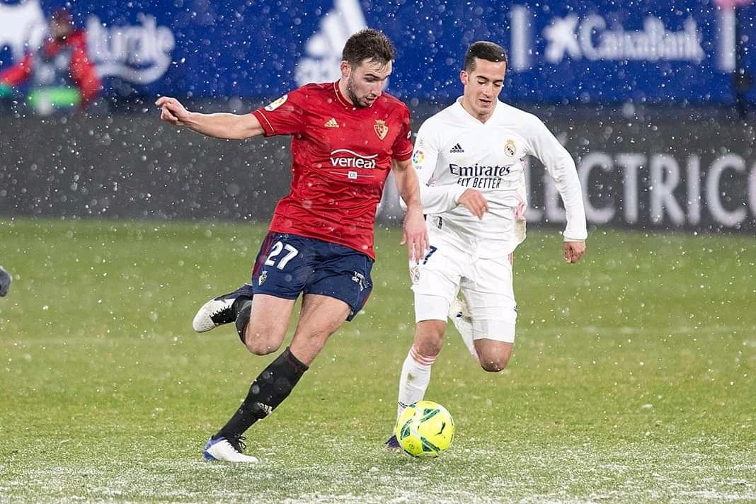 Real Madrid winter 4
