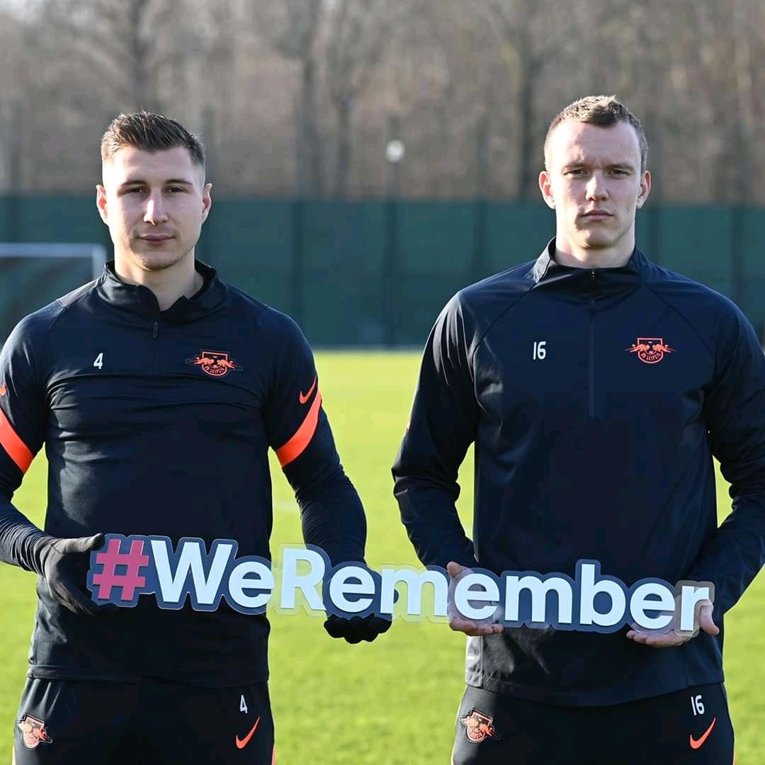 #WeRemember Red Bull Lipsko