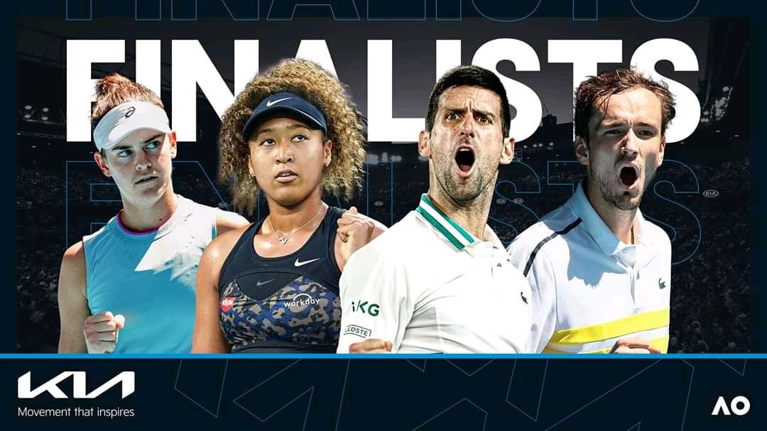 Finalisti Australian Open 2021