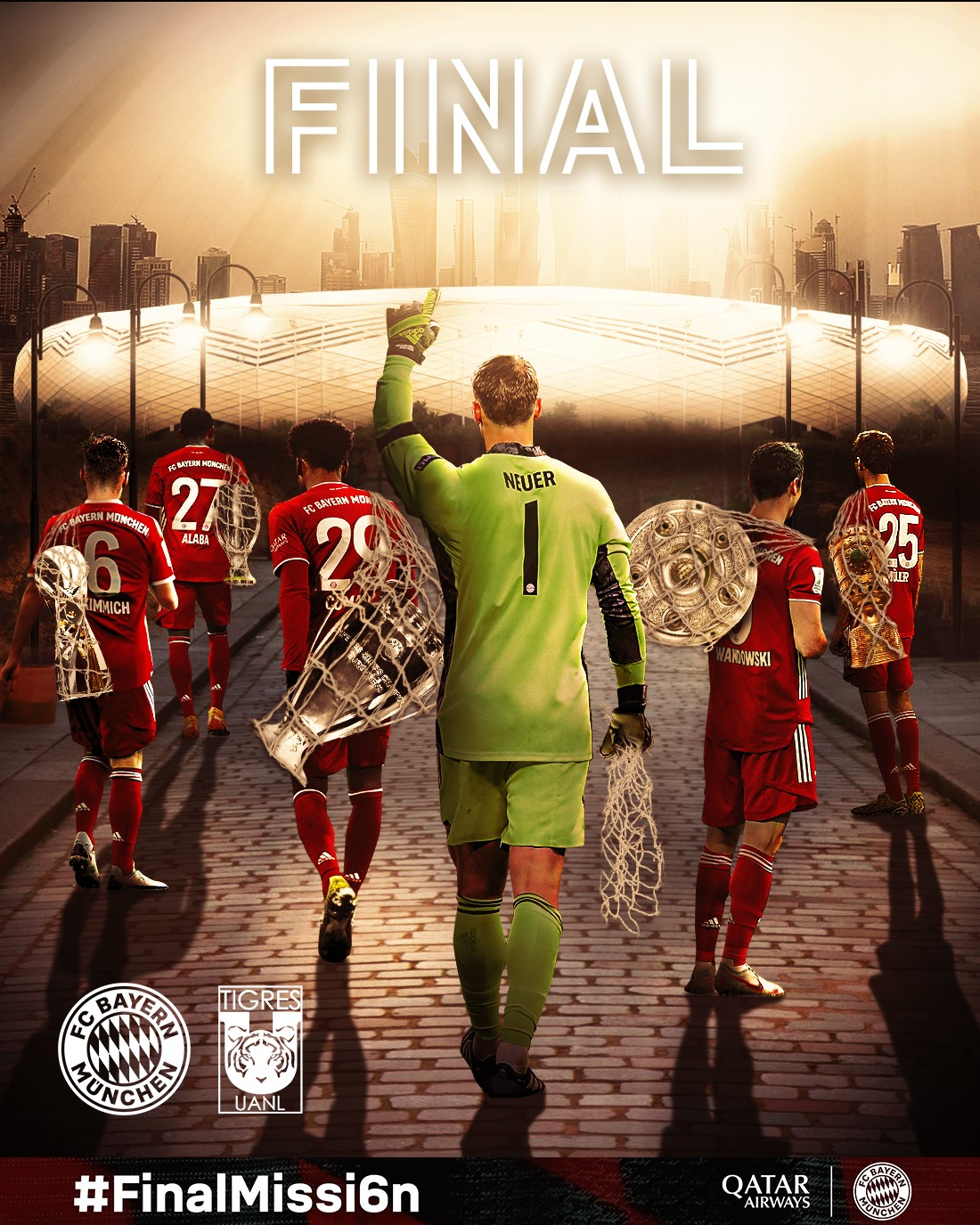 Bayern Mníchov Finále MS