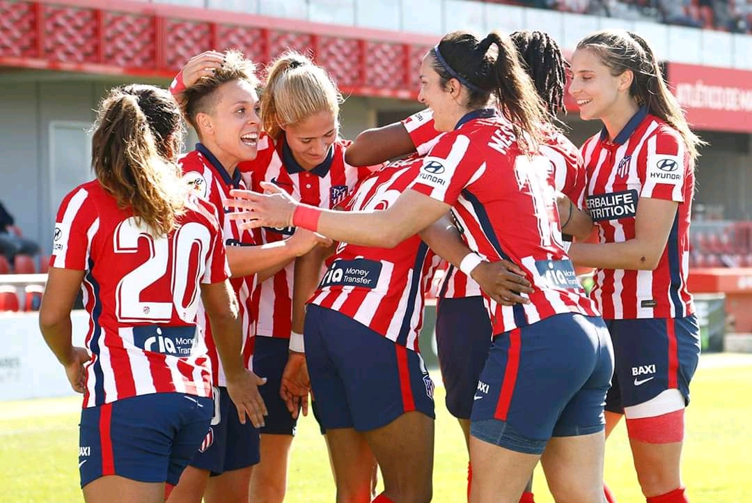 Atletico Madrid Women