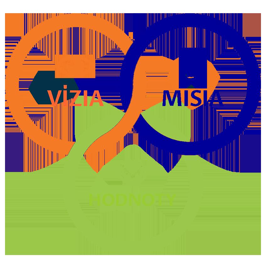 vizia misia hodnoty