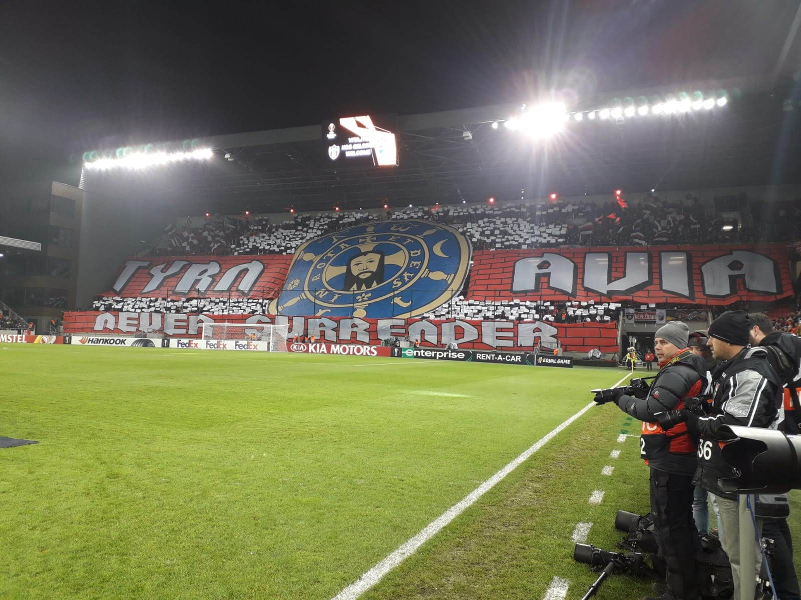 Fanúšikovia Spartak Trnava