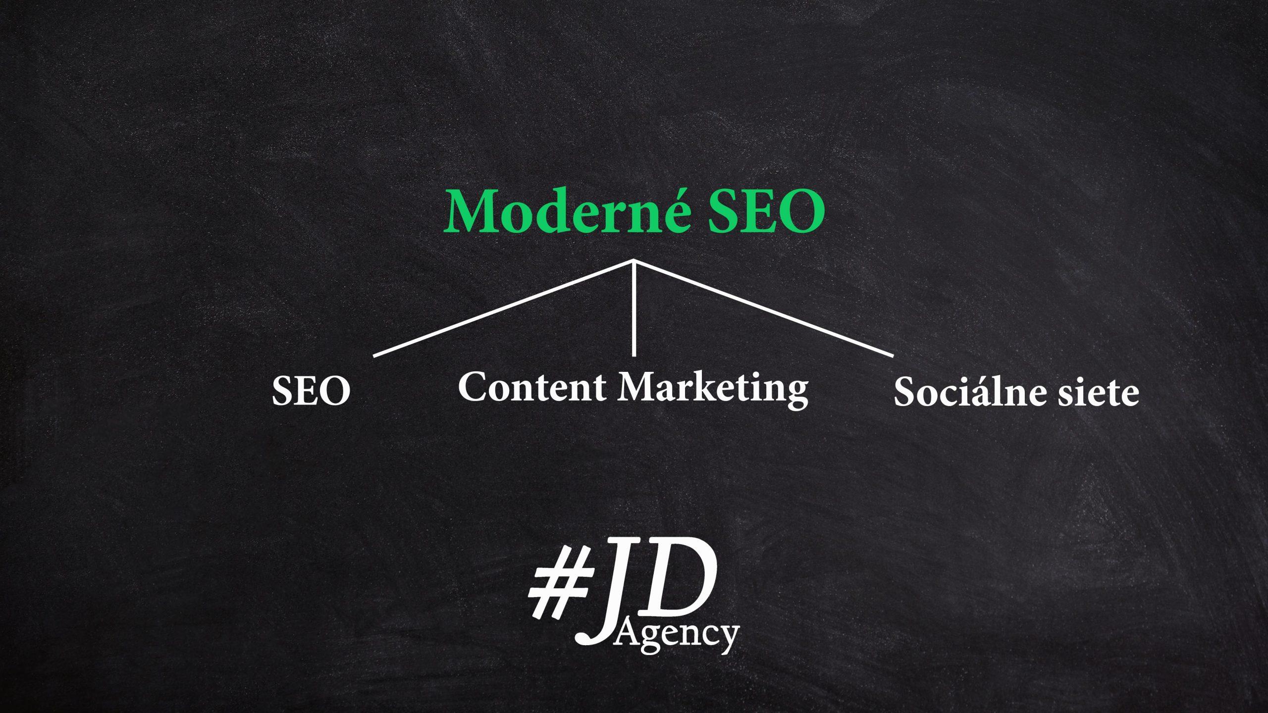 Moderné SEO JD Agency