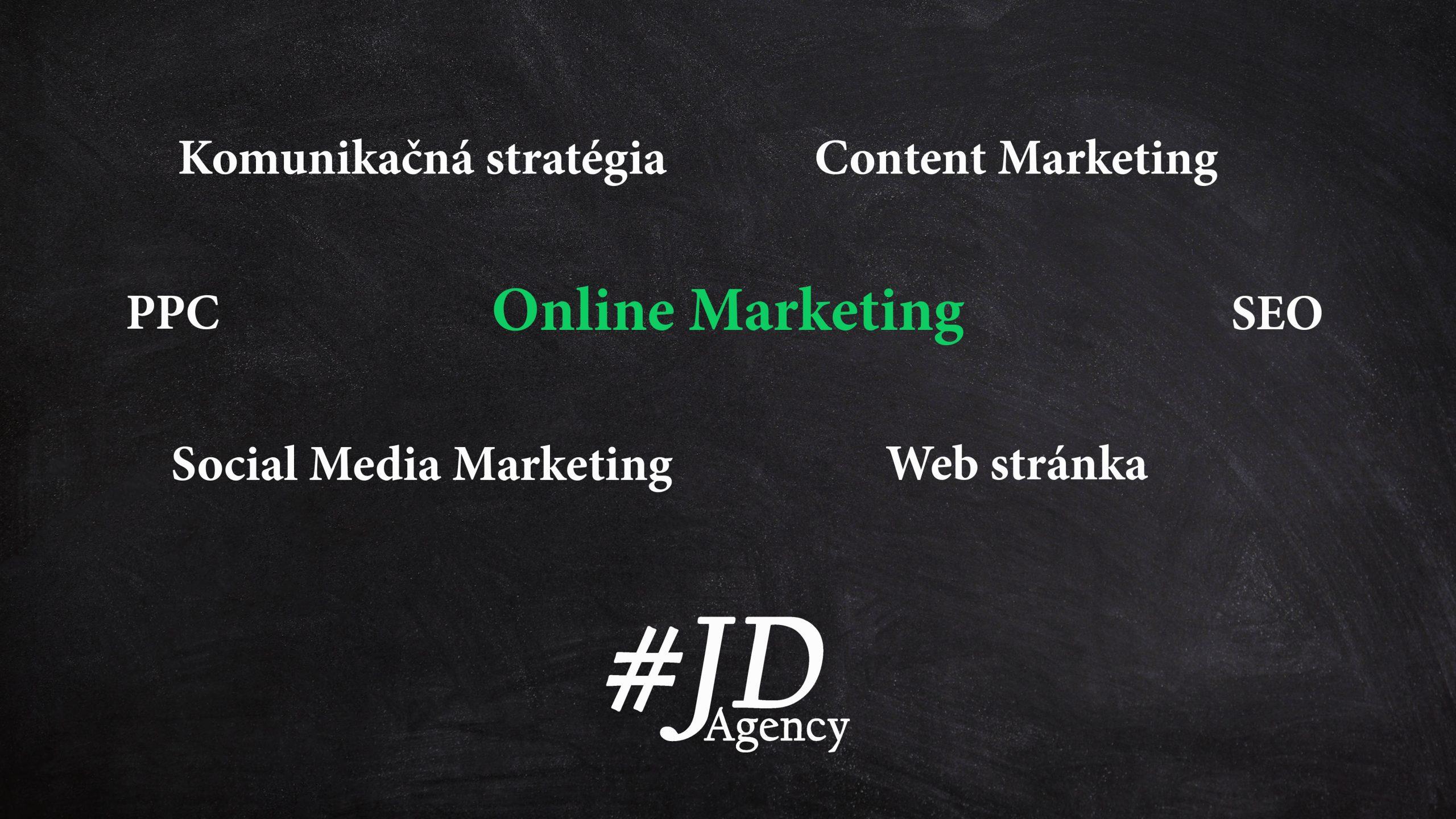 Online Marketing JD Agency
